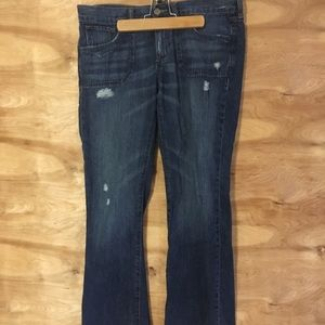 Old Navy diva women's size SZ 12  boot cut jeans